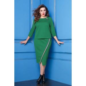 Anastasia 238 Комплект юбочный (зеленый)