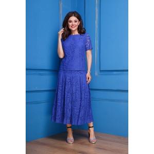 Anastasia 271 Комплект юбочный (синий)