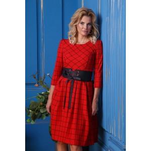 Anastasia 310 Платье (красный)