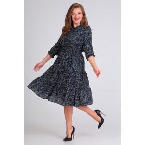 ASOLIYA 2435 Платье (горошек)