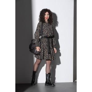 Elpaiz 538 Платье (чёрный)