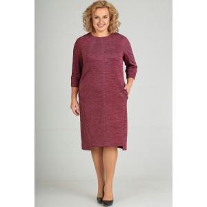 ELTRIGA 01-637 Платье (малина)