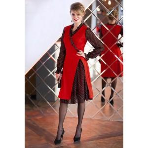 EVROMODA 246-2 Платье