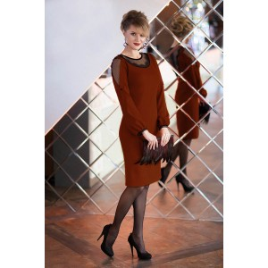 EVROMODA 251-2 Платье