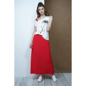 Fantazia Mod 3419 Комплект юбочный (красный)