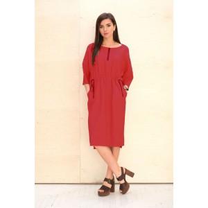 Faufilure С1070 Платье (красный)