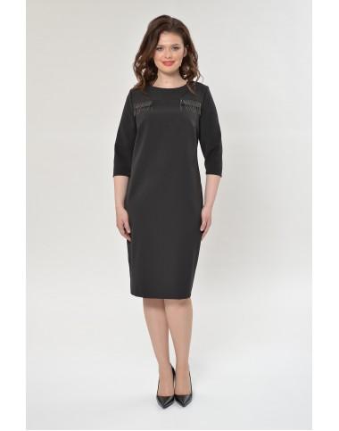 ROMA MODA M158 Платье (Черный)