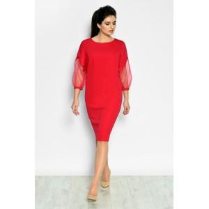 Faufilure С833 Платье (Красный)