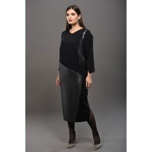 Faufilure С1011 Платье (черный)