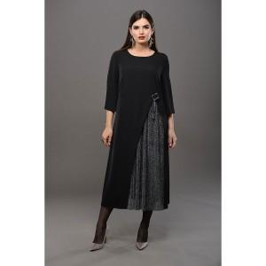 Faufilure С1018 Платье (черный)