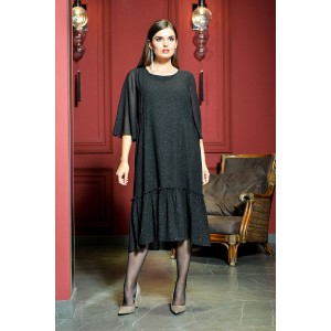 Faufilure С1027 Платье (черный)