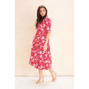 Faufilure С1058 Платье (красный)