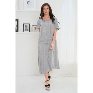 Faufilure С1060 Платье (серый)
