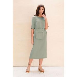Faufilure С1063 Платье (мята)