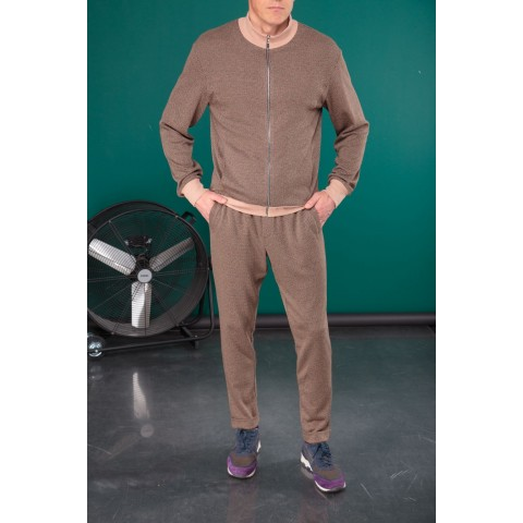 HIT 0307 Мужской спортивный костюм