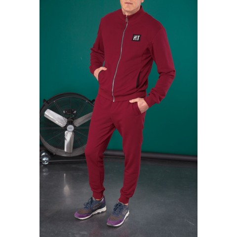 HIT 0309 Мужской спортивный костюм