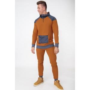 HIT 0313 Мужской спортивный костюм