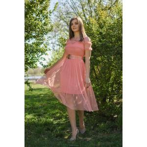 JERUSI 1985 Платье (розовый)