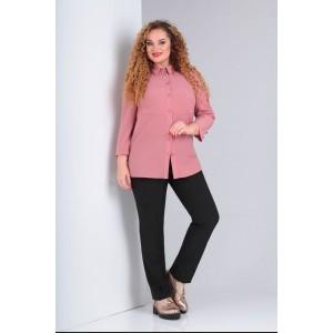 Karina Delux 176Б Блузка (розово-лиловый)