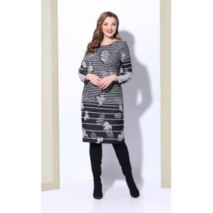 Karina Delux B-226-1 Платье (абстракция)