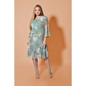 Karina Delux 266-1 Платье (мятный)