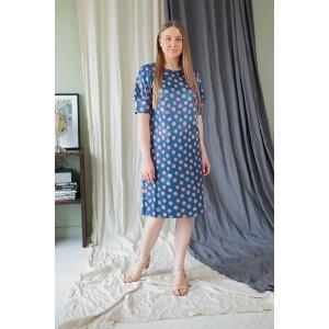 Karina Delux 269 Платье (синий)