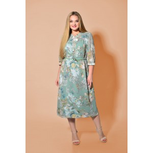Karina Delux 272-1 Платье (мята)