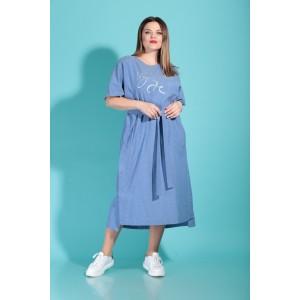 Karina Delux 278 Платье (голубой)