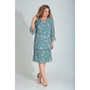 Karina Delux 285-1 Платье (мята)