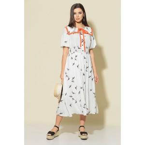 Karina Delux 418 Платье (белый)