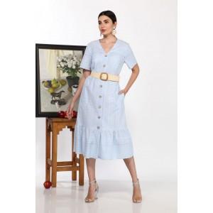 Karina Delux 435А Платье (голубой)