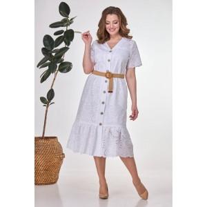 Karina Delux 435 Платье (белый)