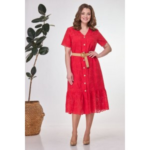 Karina Delux 435 Платье (красный)