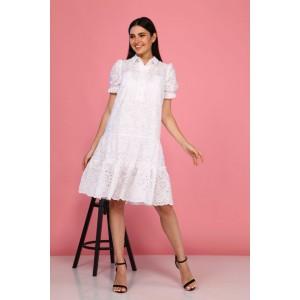 Karina Delux 436 Платье (белый)
