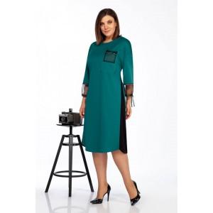 Karina Delux 9931 Платье (бирюза)