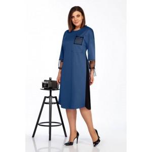 Karina Delux 9931 Платье (лазурный)