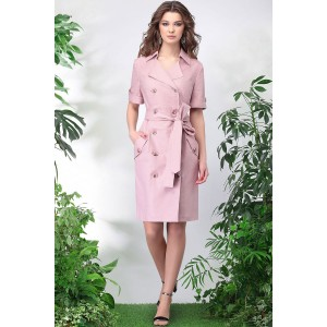 LENATA 11015 Платье (пудра)
