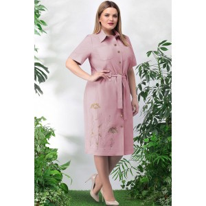 LENATA 11024 Платье (пудра)