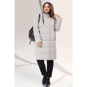 LENATA 11041 Пальто (бежевый)