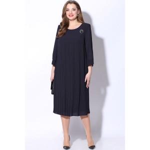LENATA 11078 Платье (темно-синий)
