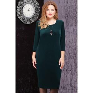 LENATA 11816 Платье (зеленый)