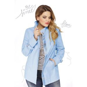 LENATA 11855 Куртка (цвет голубой)