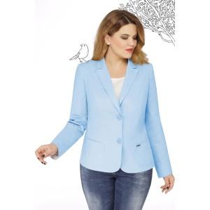LENATA 11862 Жакет (голубой)