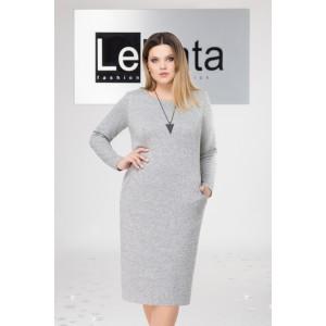 LENATA 11963 Платье (светло-серый)
