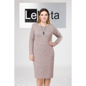 LENATA 11963 Платье (пудра)