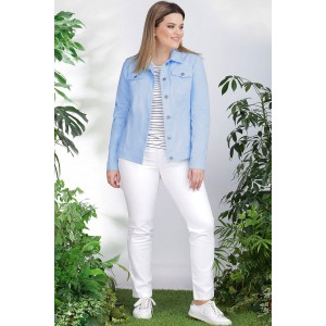 LENATA 11991 Куртка (голубой)