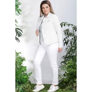 LENATA 11991 Куртка (белый)