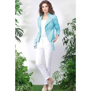 LENATA 11998 Куртка (нежно-бирюзовый)