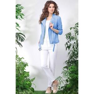 LENATA 11998 Куртка (голубой)