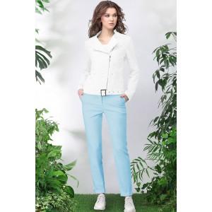 LENATA 11998 Куртка (белый)